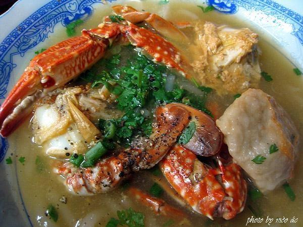 Những loại bánh canh hút thực khách của Sài thành