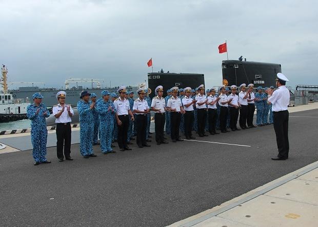 Tàu ngầm , Hải quân , tên lửa