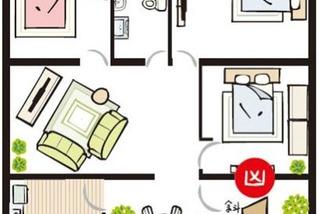 Vất vả cả năm không bằng biết những quy luật cửa chính hút tiền vào nhà