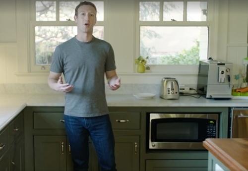 Kiếm triệu đô mỗi ngày ai ngờ nhà ông chủ Facebook bình dân thế này