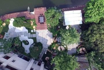 Đại gia Trung Quốc 'vung' hàng trăm tỷ xây vườn nhà