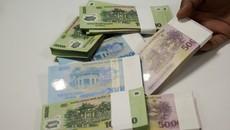 Khan tiền mới mệnh giá 10.000 đồng