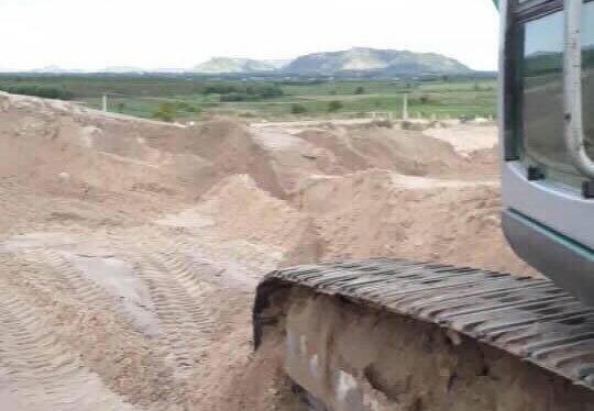 Yêu cầu xử lý nghiêm vụ khai thác cát lậu ở Bình Thuận