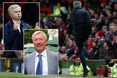 Sir Alex ca ngợi Mourinho: MU đang tiến bộ từng ngày