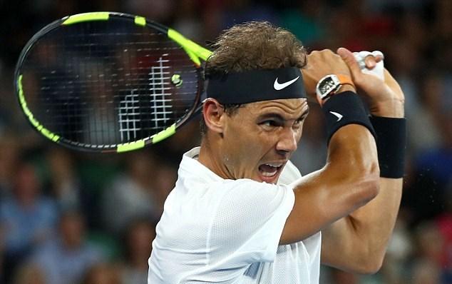 Rafael Nadal giành vé bán kết Úc mở rộng