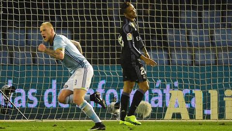 Video bàn thắng Celta Vigo 2-2 Real Madrid