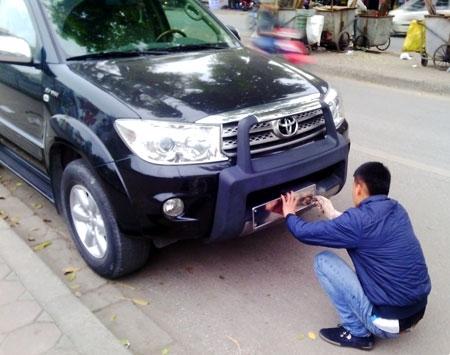 đăng ký ô tô, giấy tờ xe, xe ô tô, biển số, đăng kiểm,