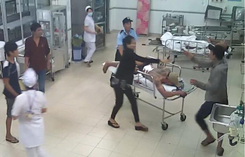 Quảng Bình. truy sát, bệnh viên, thương vong