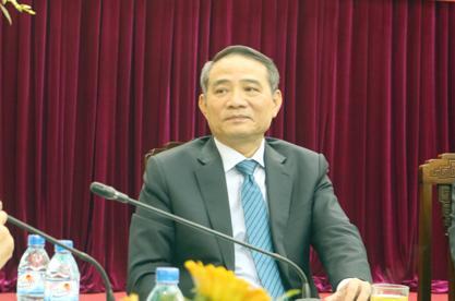 Bộ trưởng Giao thông trải lòng ngày đầu năm