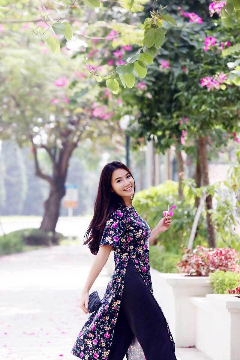 Diễn viên Lương Giang: 'Yêu Tết hơn từ khi có con'