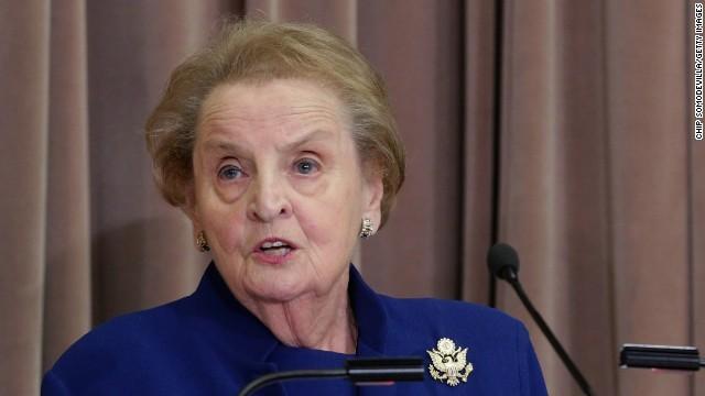 Cựu Ngoại trưởng Mỹ, Madeleine Albright, nhập cư, thị thực