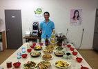 Mâm cơm 'rộn tiếng cười, rơi nước mắt' của người Việt ở Nhật