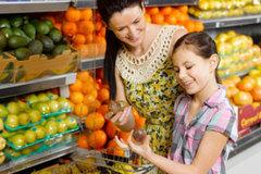Mẹo tiết kiệm tiền khi đi siêu thị