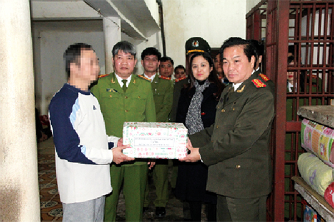 giám đốc công an tỉnh, tử tù, đêm giao thừa, Đại tá Phạm Mạnh Thường