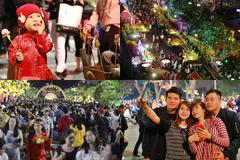 Cả nước đón chào năm mới Đinh Dậu 2017