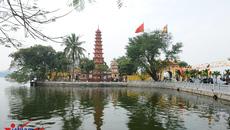 Đầu xuân viếng thăm những ngôi chùa ở Hà Nội