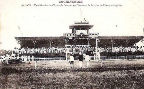 80 năm trước, Việt Nam đã có trường đua lớn nhất Châu Á