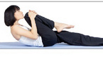 Ngủ ngon với 10 phút yoga mỗi ngày
