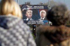 """TT Trump: """"Quá sớm"""" để bàn chuyện bỏ trừng phạt Nga"""