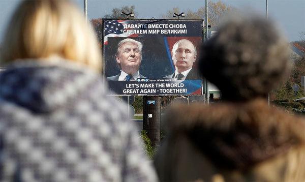 TT Trump: 'Quá sớm' để bàn chuyện bỏ trừng phạt Nga