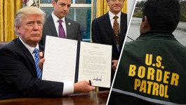 TT Trump ký sắc lệnh hành pháp hạn chế người nhập cư