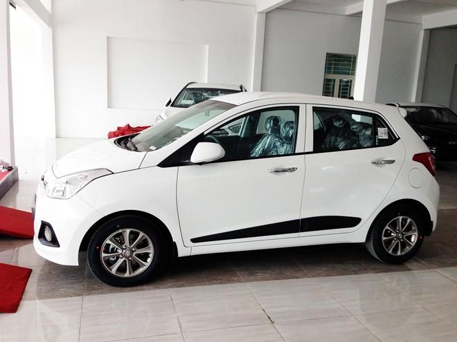 3 mẫu xe mới giá hơn 300 triệu đồng tại Việt Nam