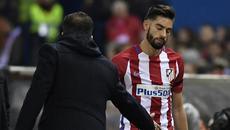 Carrasco bất mãn Simeone, Chelsea và Bayern mừng ra mặt