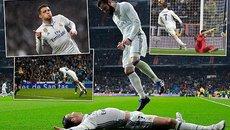 """Ronaldo chói sáng, Real cho Barca """"ngửi khói"""""""