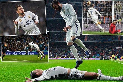 Video bàn thắng Real Madrid 3-0 Real Sociedad