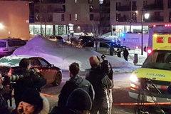 Xả súng đẫm máu tại đền thờ Hồi giáo ở Canada
