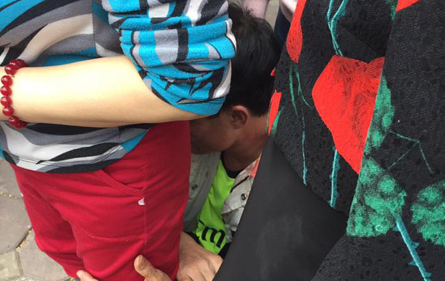 Hà Nội: 3 người bị đánh toét đầu vì nhầm trộm xe SH
