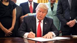 Lệnh cấm nhập cư của Trump bị kiện vì 'vi hiến'