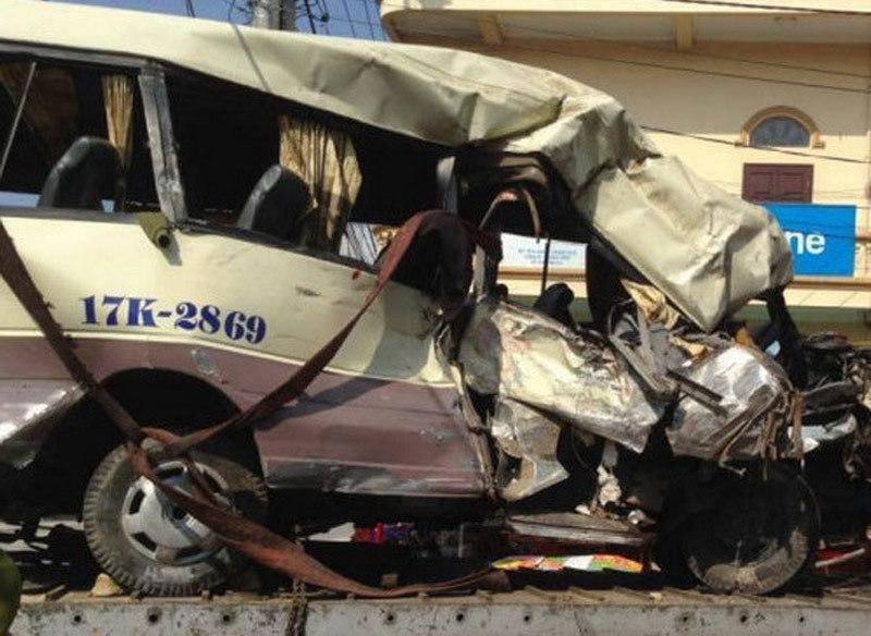 tai nạn giao thông, tai nạn ở Quảng ninh, chùa ba vàng, Uông Bí