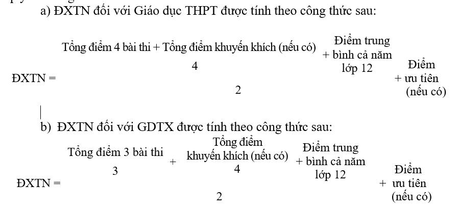 Thông tin mới nhất về kỳ thi THPT quốc gia 2017