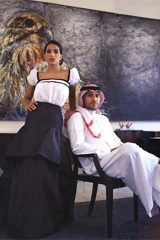 Ngắm vẻ ngoài khó tin của công chúa Ả-rập Xê-út
