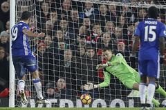 Diego Costa sút hỏng 11m, Chelsea hòa tiếc nuối Liverpool