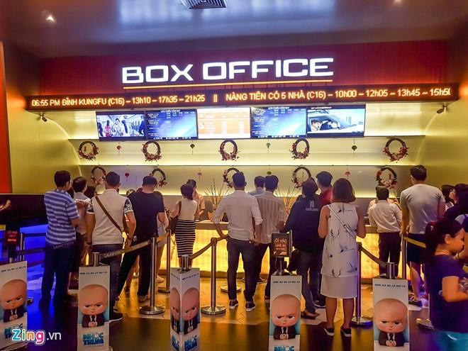 Phim của Châu Tinh Trì áp đảo phim Việt mùa Tết 2017