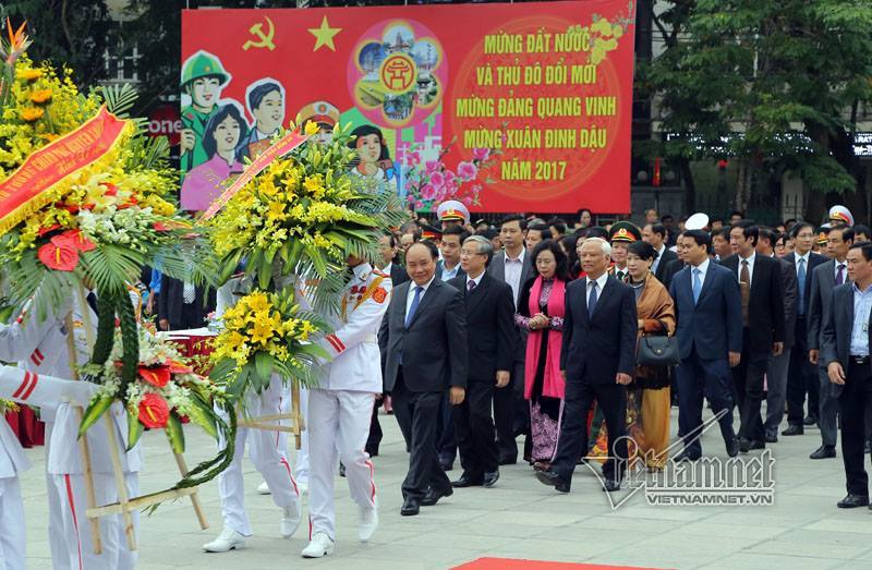 Thủ tướng dự lễ kỷ niệm 228 năm chiến thắng Ngọc Hồi - Đống Đa