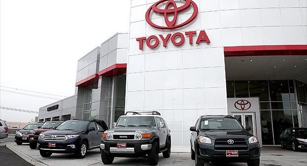 Toyota mất danh hiệu nhà sản xuất ô tô lớn nhất thế giới trong năm 2016