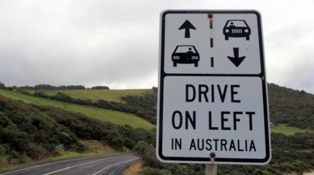 Vì sao một số quốc gia lại lái xe bên trái?