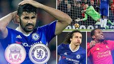 Chelsea bị cầm hòa: Diego Costa cứu rỗi cả nước Anh!