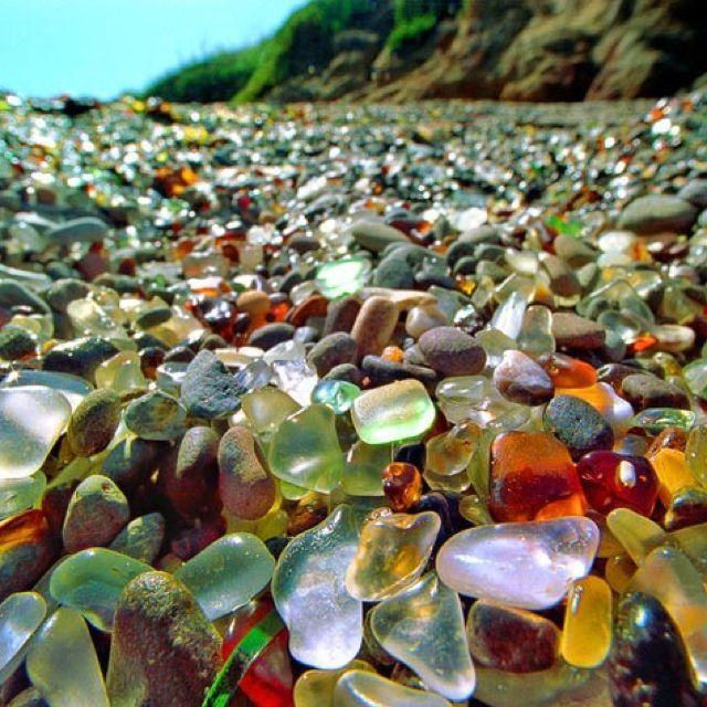 Bãi biển, đá quý, nước Nga, vỏ chai, rượu vodka, địa điểm du lịch