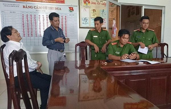 Bắt một Việt kiều 'nổ' có nguồn quỹ 130 tỉ USD từ chính phủ Mỹ