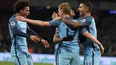 Video bàn thắng West Ham 0-4 Man City