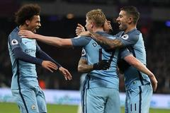 Video bàn thắng West Ham 0-4 Man City