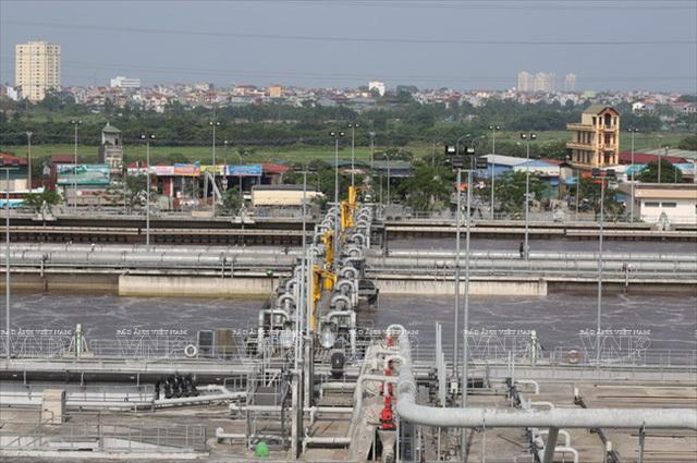 Kiểm toán Nhà máy nước thải Yên Sở: Nộp trả hàng chục triệu đôla Mỹ