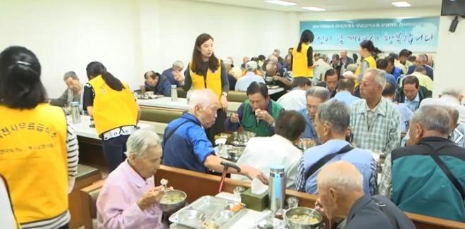 Hàn Quốc, Người nghèo ở Hàn Quốc