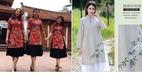 Mặc áo dài với váy xòe: Cách tân hay thảm họa?