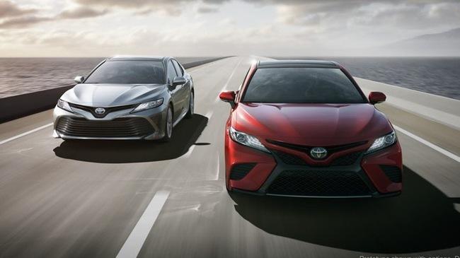 19 điều bạn chưa biết về Toyota Camry 2018