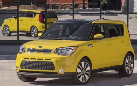 Điểm danh những mẫu ô tô giá rẻ mà vẫn đẹp